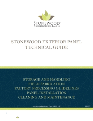 Exterior Panel Technical Installation Guide thumb