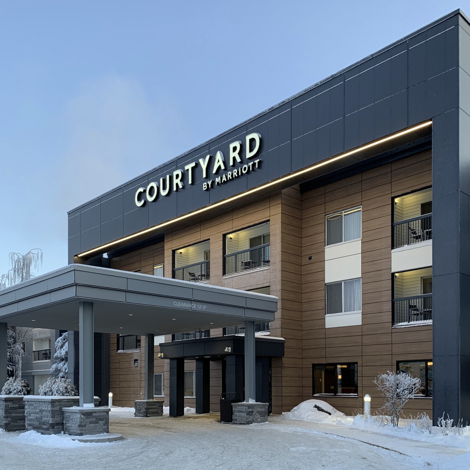 Courtyard Marriott JLMC
